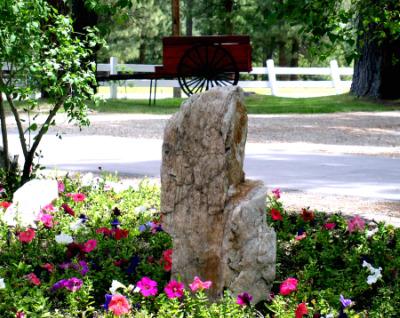 Movin West Flower Gardens
